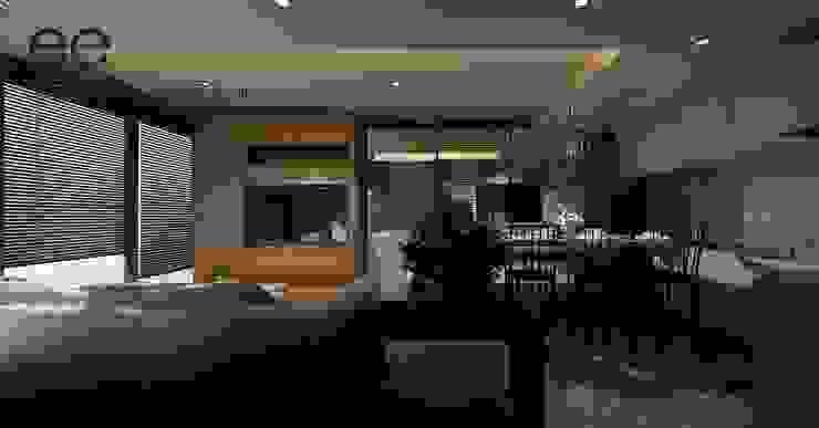 ออกแบบและตกแต่งคอนโดมิเนียมหรูริมแม่น้ำเจ้าพระยา โดย EEdesign studio