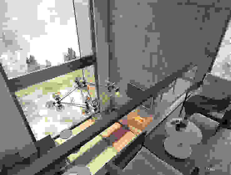 by Mat atölye Modern Concrete