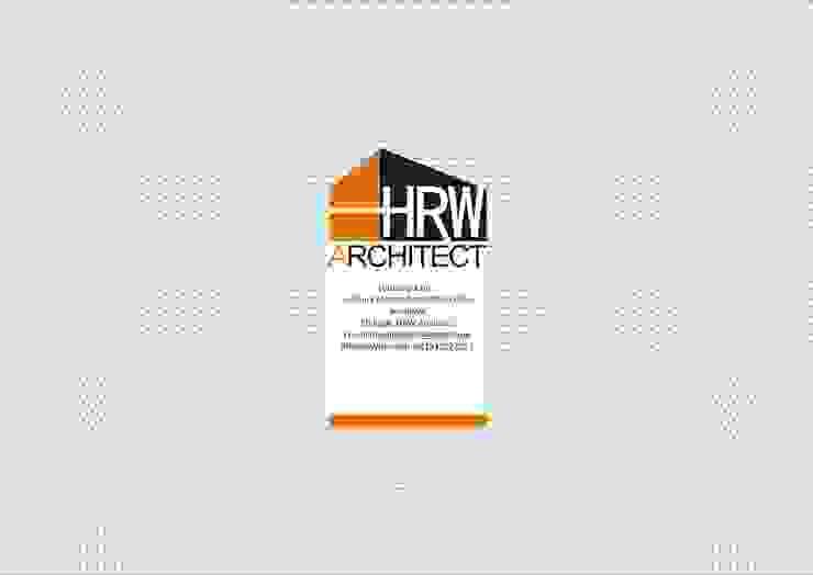 Hubungi kami HRW architect:modern  oleh HRW architect, Modern