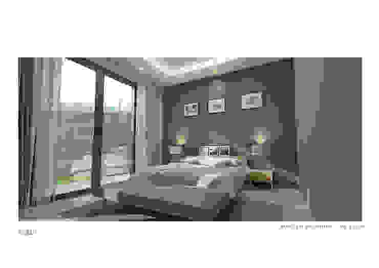 Master Bedroom:modern  oleh Solid+ Design Studio, Modern