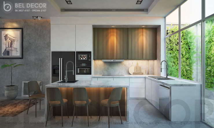 Kitchen bởi Bel Decor