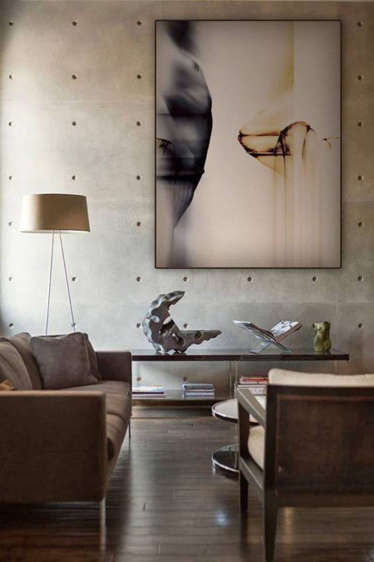 Living Room Accessories: modern  by Spacio Collections,Modern Iron/Steel