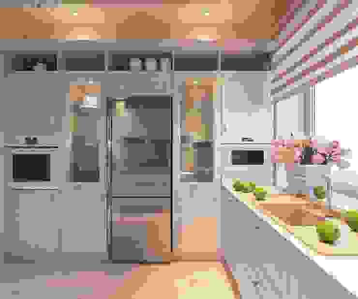 LUXEMBURG Classic style kitchen White