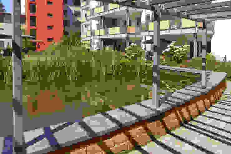 KAISER + KAISER - Visionen für Freiräume GbR Garden Swim baths & ponds
