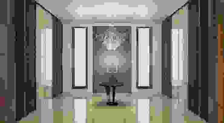 Madinaty House   Interiors Modern Living Room by BAX Modern