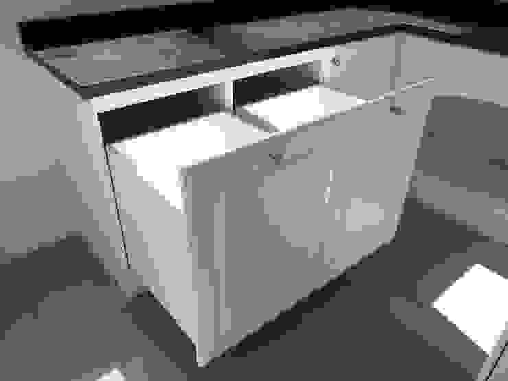 Cajón tolva para ropa de ABS Diseños & Muebles Clásico