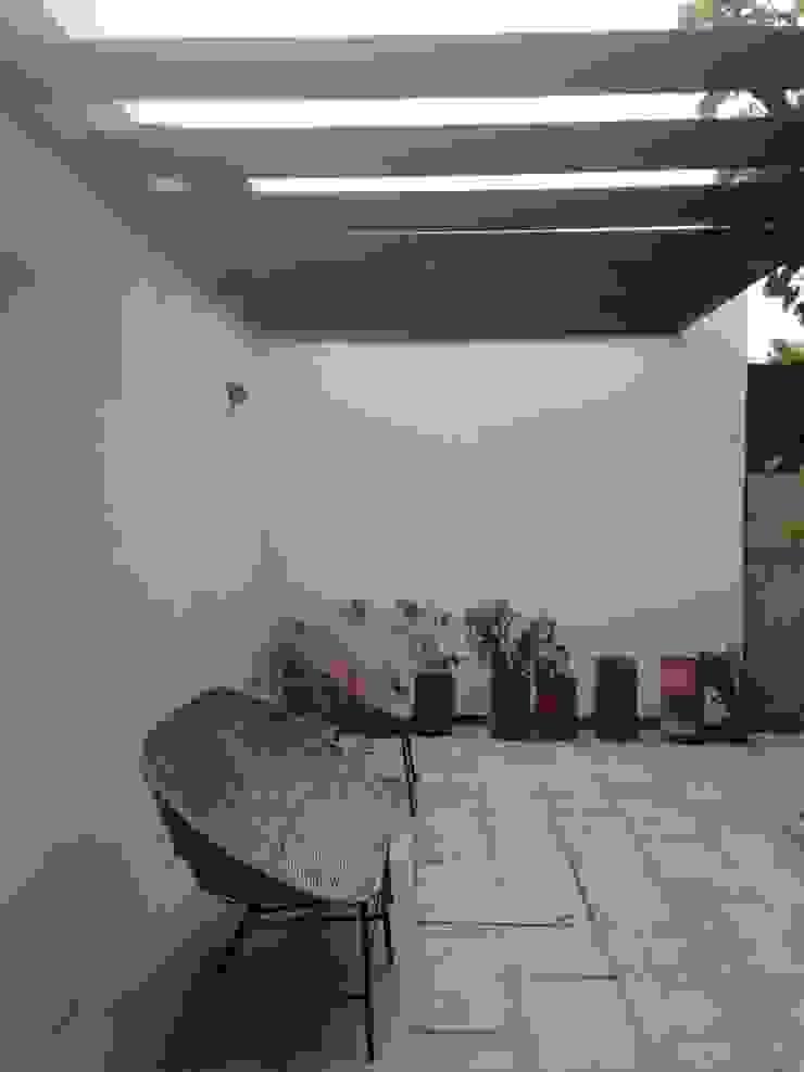 CASA BARTOLOME SHARP [ER+] Arquitectura y Construcción Terrazas
