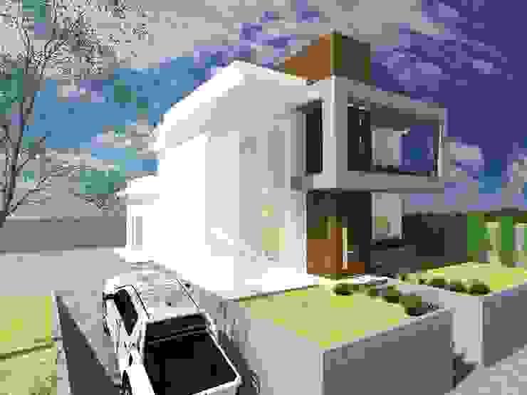 de Bee arquitetura e design Moderno Concreto