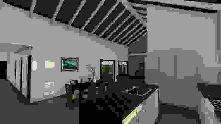 Casa en Susana – Susana – Santa Fe – Argentina Comedores rurales de Arquitecto Leandro Puy Rural