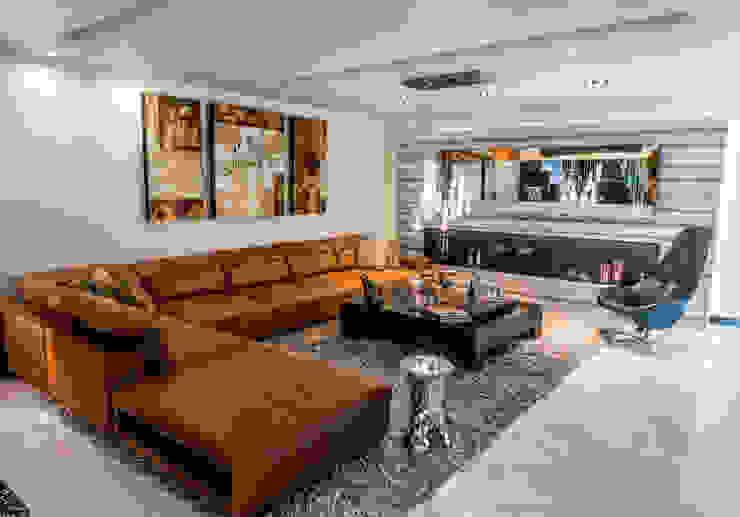 STUDIO COCOONS Modern living room