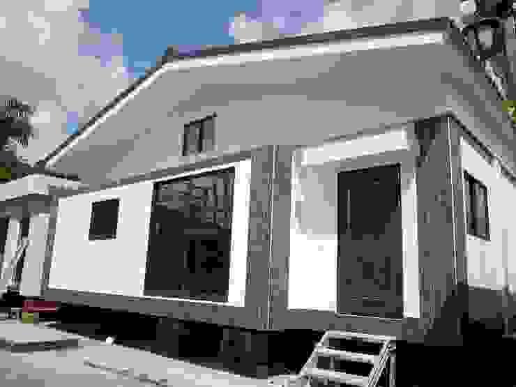 Case in stile asiatico di 築地岩移動宅 Asiatico