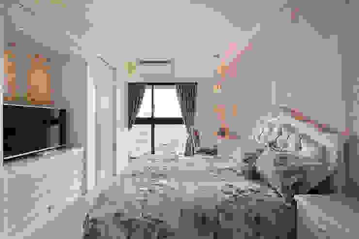 法式浪漫 主臥 根據 趙玲室內設計 鄉村風