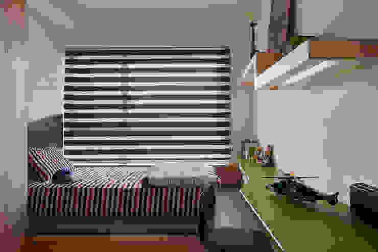 現代簡約 男孩房 根據 趙玲室內設計 鄉村風