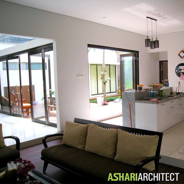 Kalibata House Oleh Ashari Architect Modern
