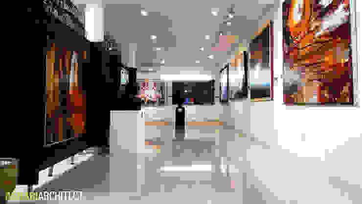 Art Gallery Ruang Media Modern Oleh Ashari Architect Modern