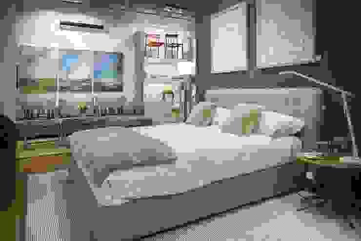 Moderne Schlafzimmer von Urbana Interiorismo Modern
