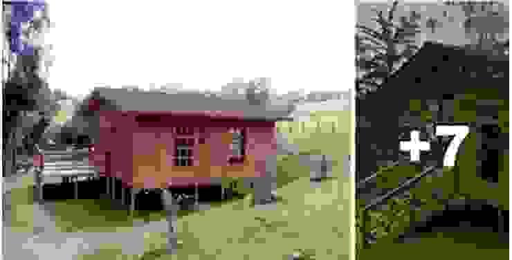 Casas de estilo rural de homify Rural