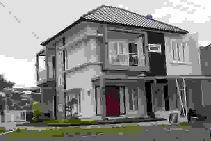 Fasad Rumah Minimalis Tropis PT. Yukatania Mandiri