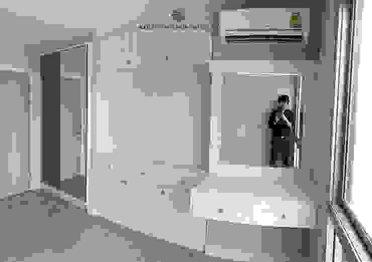 ตกแต่งภายใน ห้องรับแขก ห้องนอน ห้องน้ำ โดย A.I.C.KEWINTERIOR888