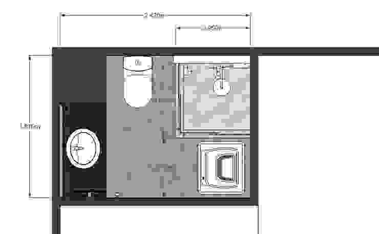 ผลงานของบริษัท โดย ออกแบบตกแต่งห้องครัว ห้องน้ำ