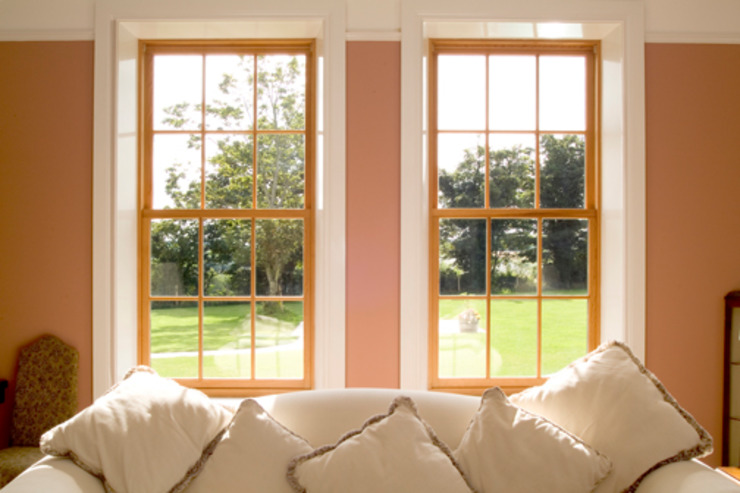 classic  by Marvin Windows and Doors UK, Classic Solid Wood Multicolored