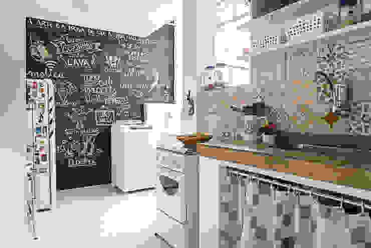 INTERIOR - DECORAÇÃO EMOCIONAL Kitchen units