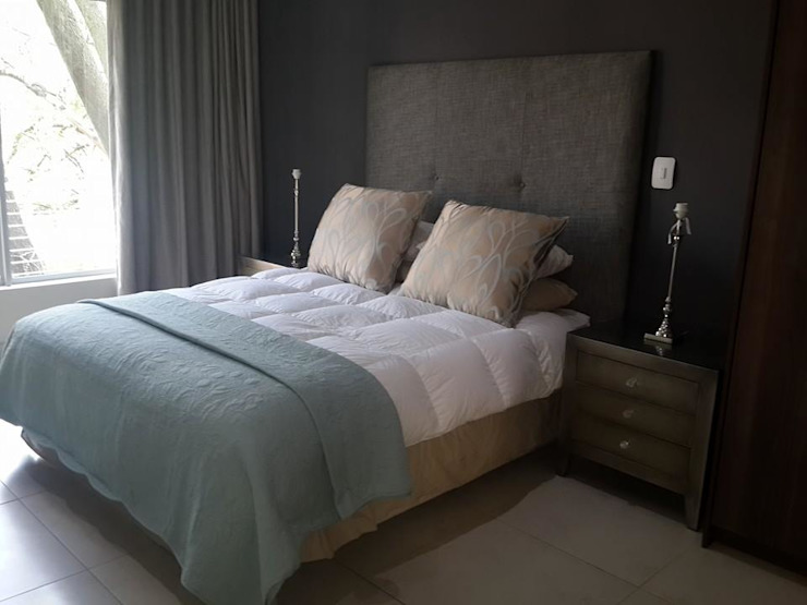 Epic—Transformations Modern style bedroom by Capital 5 Consulting Modern