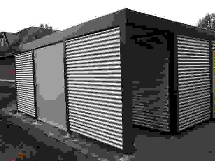 Carport-Schmiede GmbH & Co. KG - Hersteller für Metallcarports und Stahlcarports auf Maß Carport Besi/Baja Multicolored