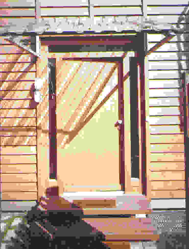 โดย Architekturbüro Michael Bidner โมเดิร์น ไม้ Wood effect