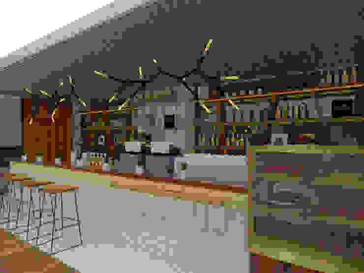 Bar Area Oleh Asera.Atelier
