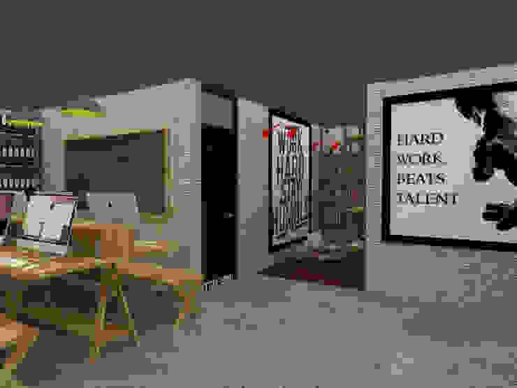 Office Oleh Asera.Atelier