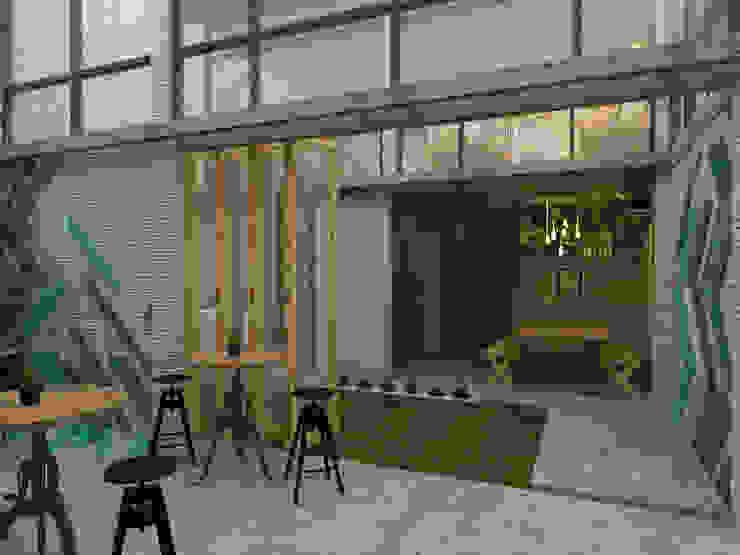 Lounge & Pantry Oleh Asera.Atelier