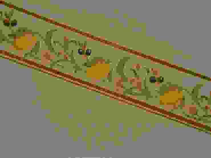 Colori nel Tempo - decorazioni pittoriche Modern kitchen