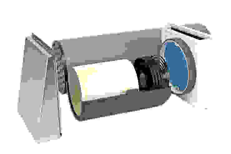 Instalación de ventiladores descentralizados con recuperacion de calor de AISLA Y AHORRA SL