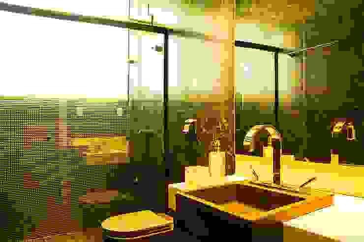 ARQUITETURA CARINE SACHETT Modern bathroom