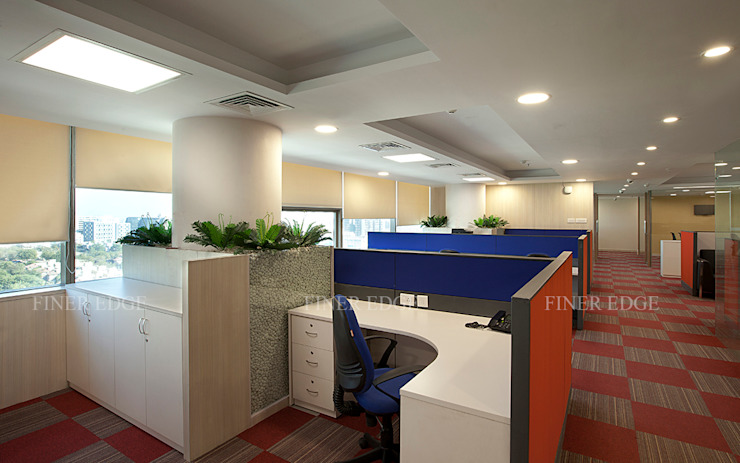 ABP News by Finer Edge Architects & Interior Designers Modern