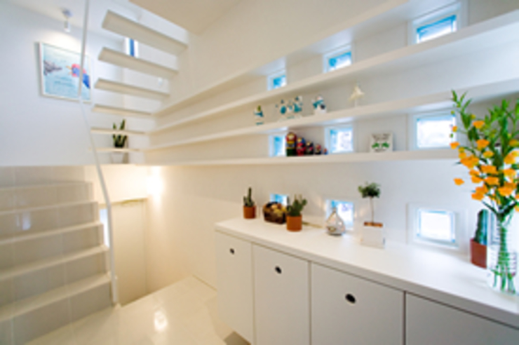 前田敦計画工房 Modern kitchen