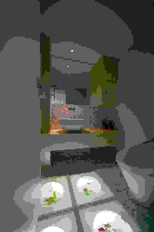 前田敦計画工房 ห้องน้ำ