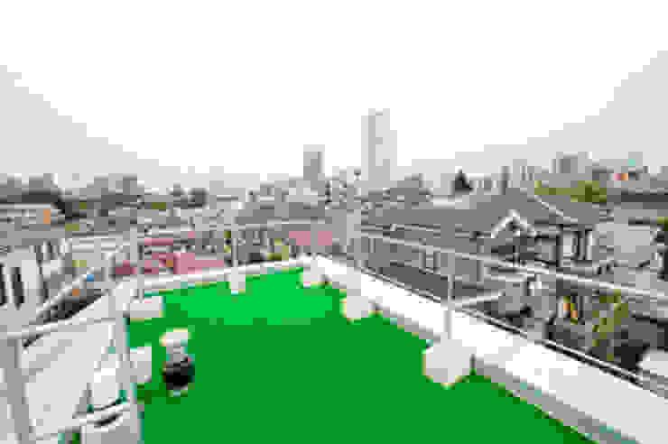 前田敦計画工房 Roof