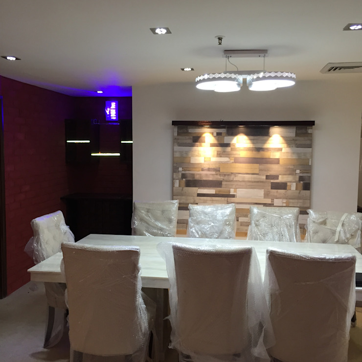Residential Interiors Modern dining room by Radian Design & Contracts Modern