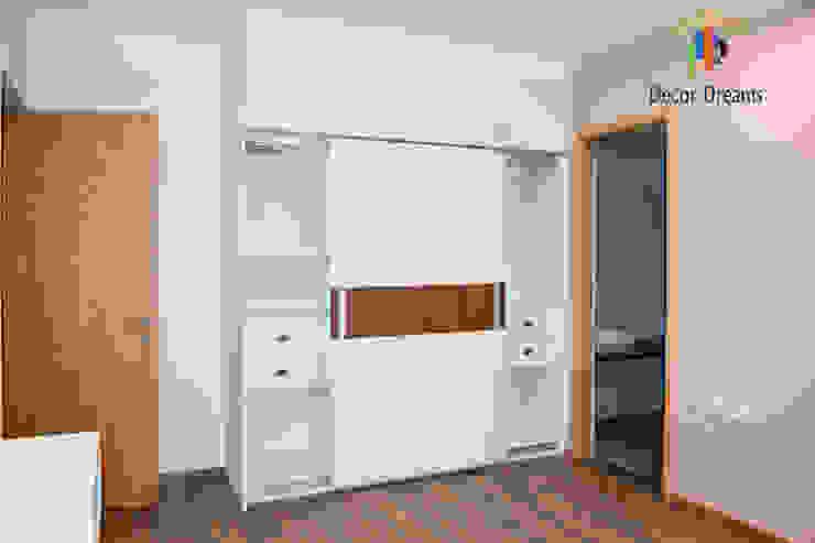 SNN Raj Serenity, 3 BHK—Mr. Ramprasath Modern style bedroom by DECOR DREAMS Modern