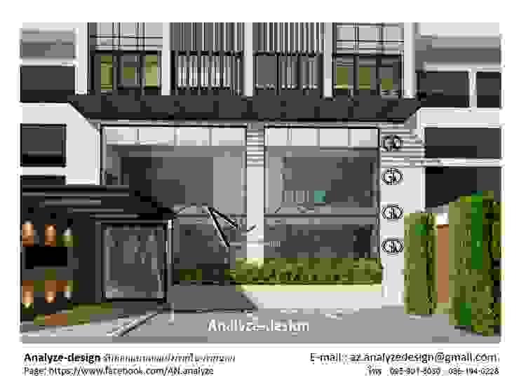 Entrance: ด้านอุตสาหกรรม  โดย Analyze-design, อินดัสเตรียล