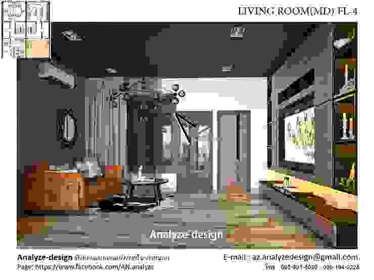 living&working: ด้านอุตสาหกรรม  โดย Analyze-design, อินดัสเตรียล