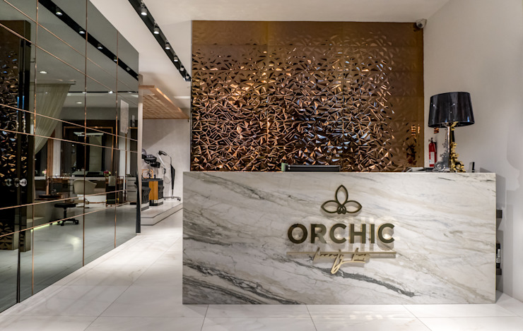 Orchic STUDIO COCOONS Spa modernos