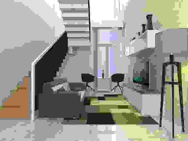 Rumah Tinggal Mr. Iwan S, Samarinda, Kaltim Oleh Artisia Studio