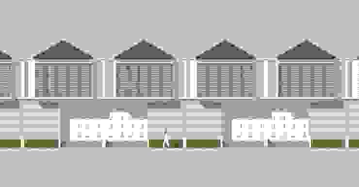 Front view (2d) Oleh HRW architect