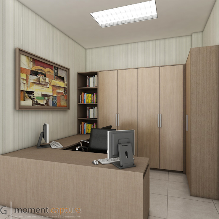 Bank Design Project:modern  oleh G | moment capture, Modern