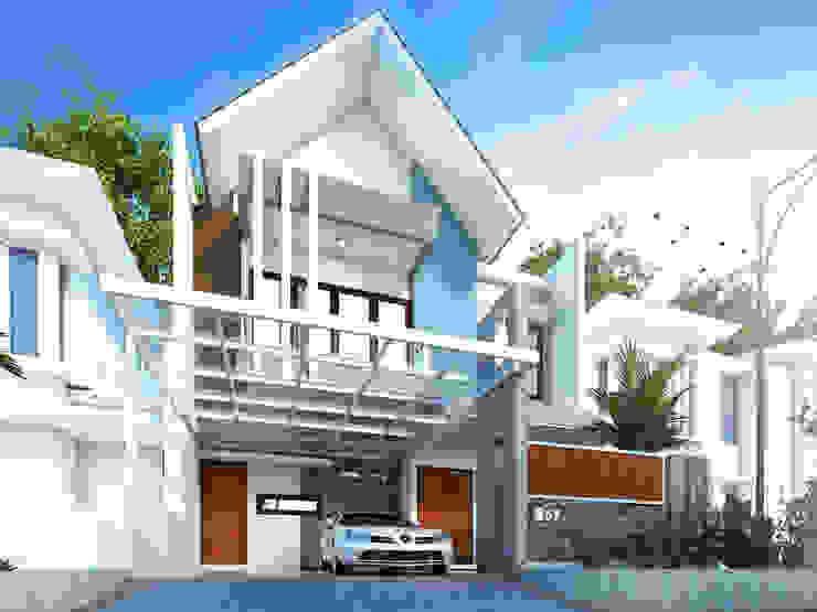 4 Desain Rumah Impian Lengkap Beserta Denahnya