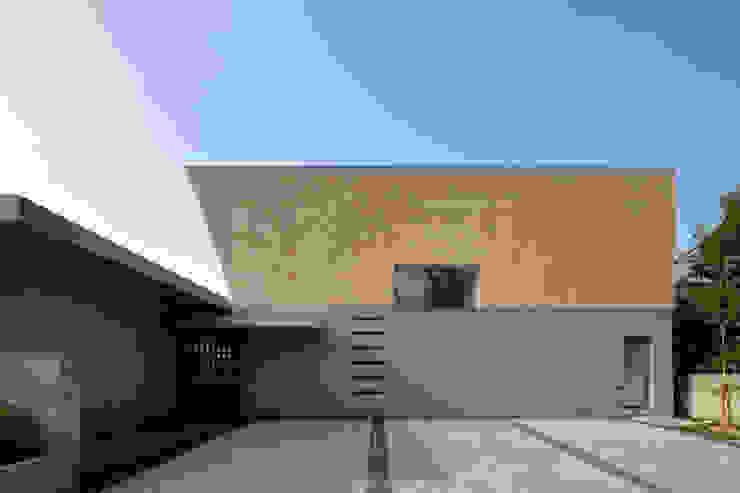 澤村昌彦建築設計事務所 Rumah keluarga besar