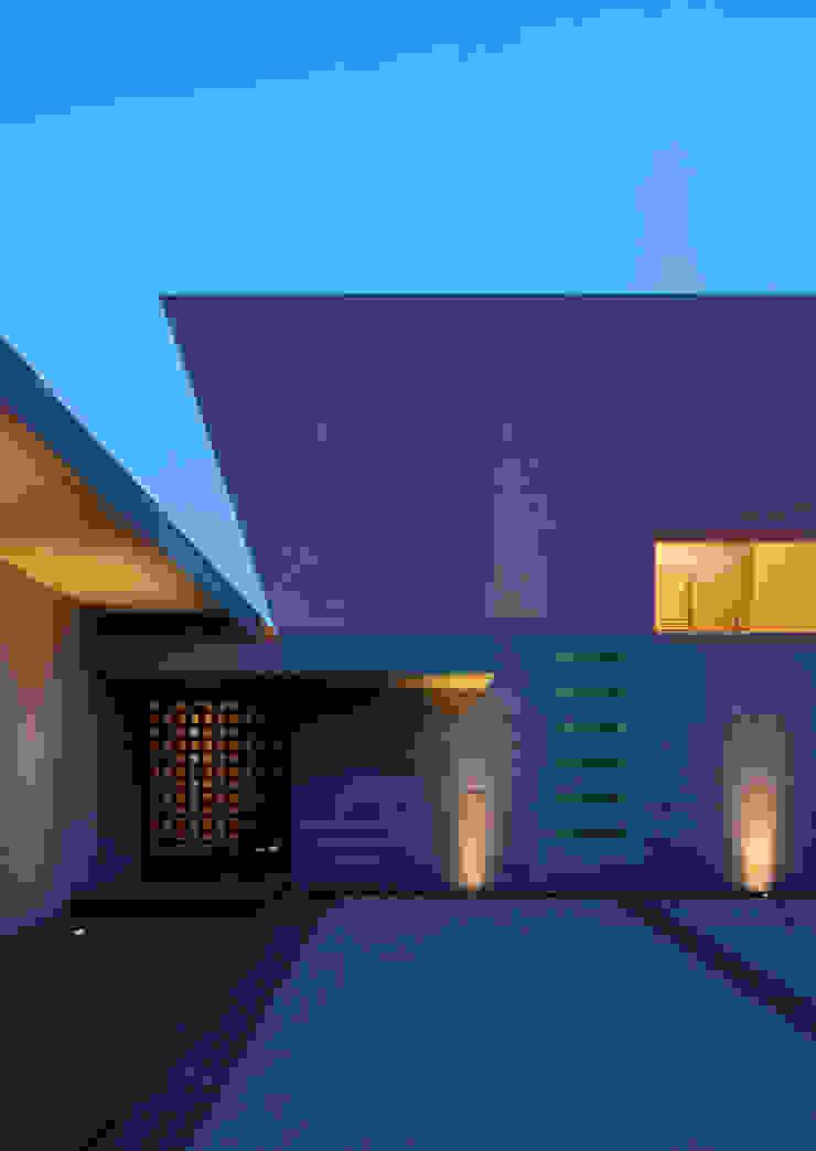 澤村昌彦建築設計事務所 Rumah Modern